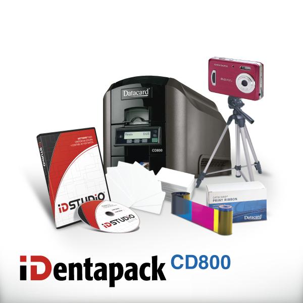 IDENTAPACK-DATACARD-CD800