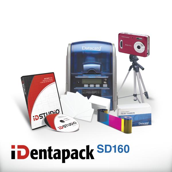 IDENTAPACK-DATACARD-SD160