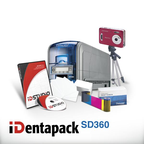 IDENTAPACK-DATACARD-SD360