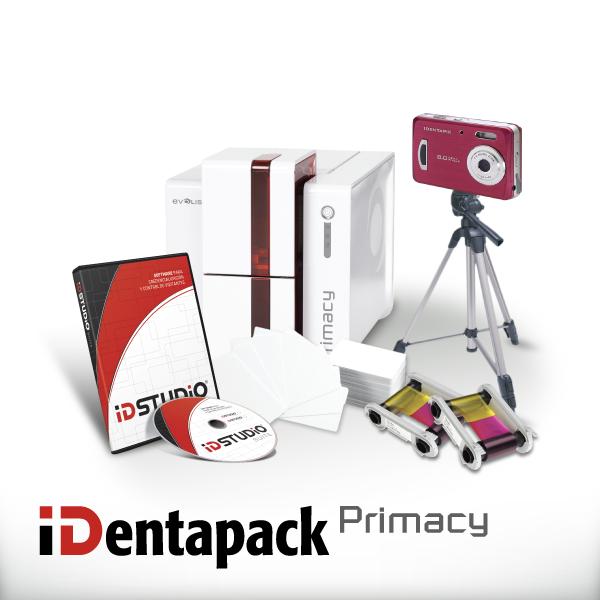 IDENTAPACK-EVOLIS-primacy