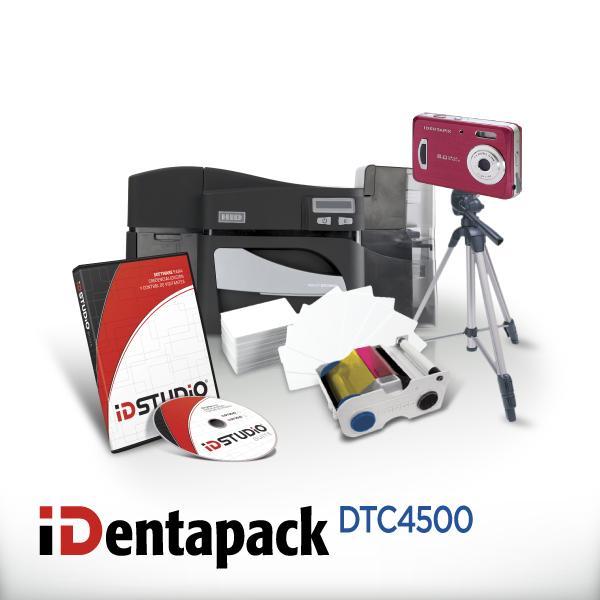 IDENTAPACK-FARGO-DTC4500