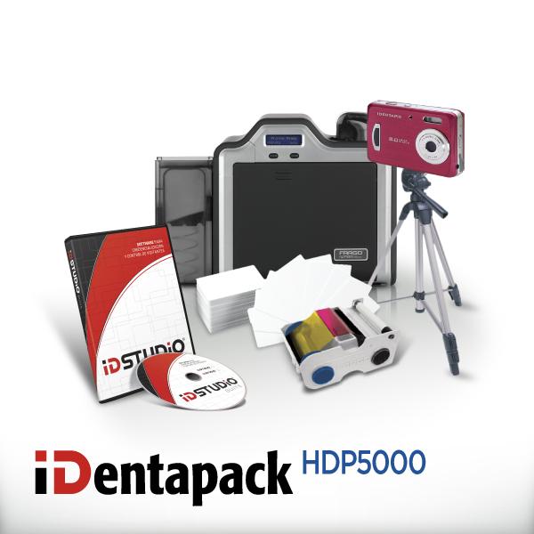IDENTAPACK-FARGO-HDP5000