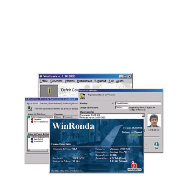 RONDAS-software
